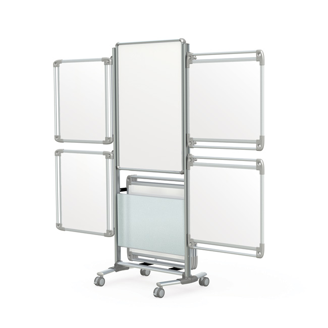 nex204ep8-fr-nexus-easel-plus-with-eight-tablets