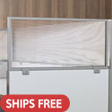 Polycarbonate Tile Panel Extenders by OBEX