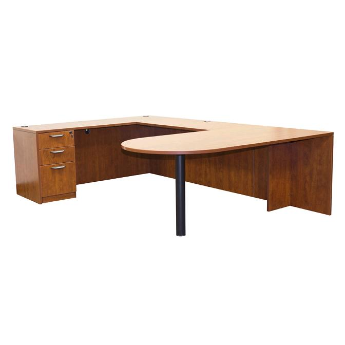 ofd-bu-bullet-u-shape-desk-wo-hutch