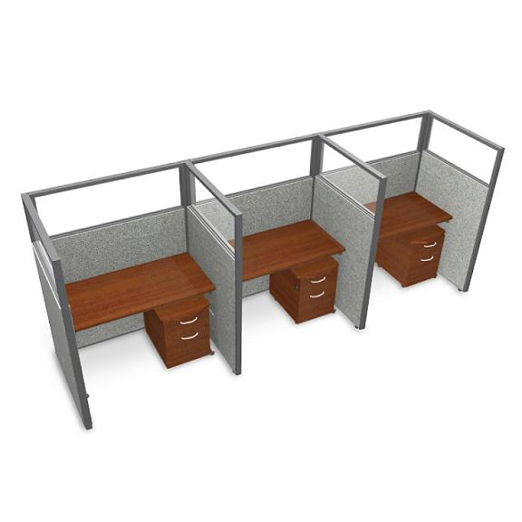 t1x36348v-rize-series-privacy-station-1x3-configuration-w-full-vinyl-63-h-panel-4-w-desk