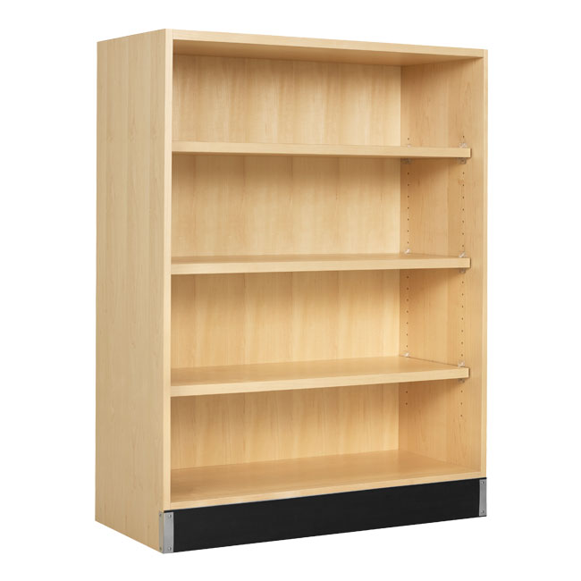 os-1502-open-shelf-storage-bookcase-36-w-x-12-d-x-48-h-maple