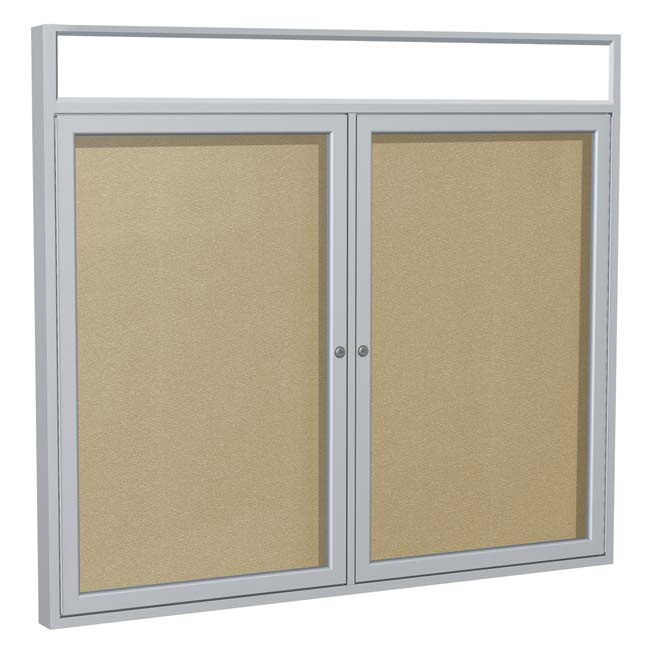 pak5-36hx48w-2-door-aluminum-frame-enclosed-headliner-cork-bulletin-board