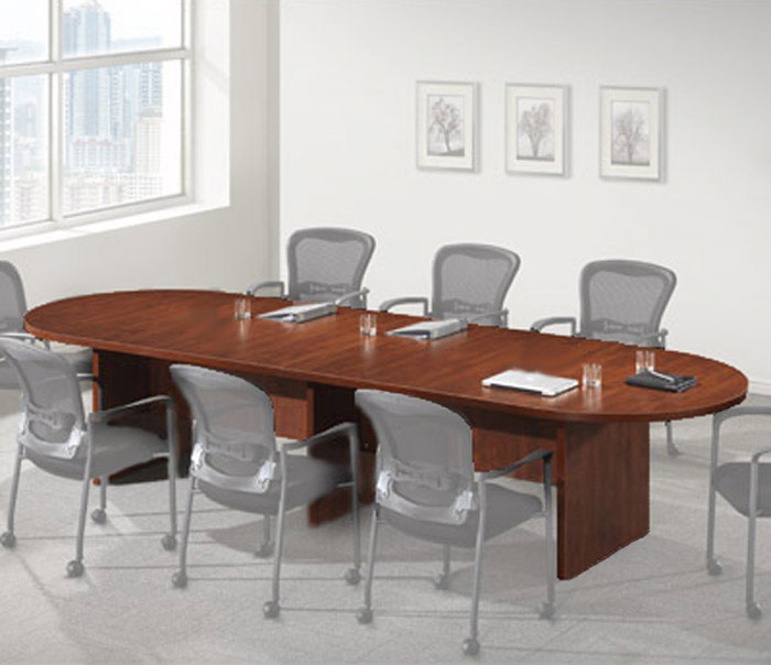 Racetrack Conference Table 16 L
