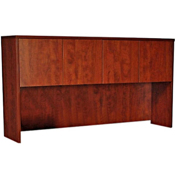 laminate-four-door-office-hutch