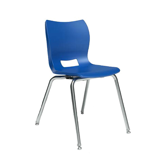 Plato Stack Chair by Smith System