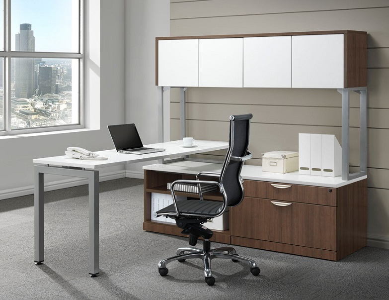Office Suite with Storage