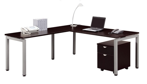 Ndi plt3 elements l shaped desk for Office desk features