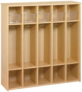 3067a-eco-fivesection-locker-unit-preschool-height-w-trays