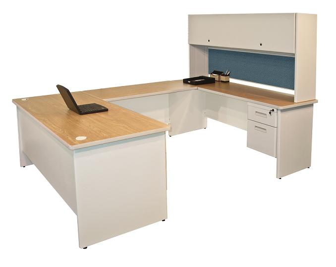 low priced f088f c56af Pronto U Shaped Desk