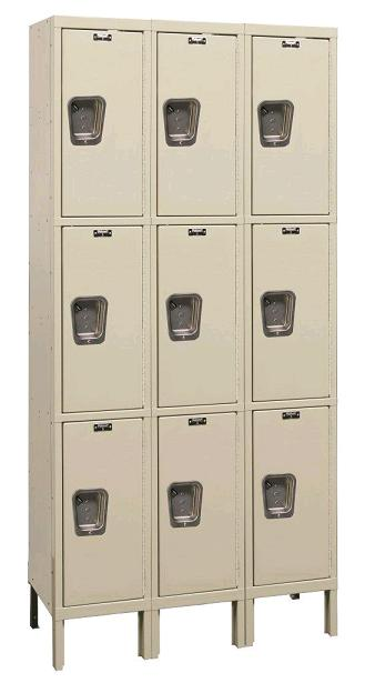 uy3258-3a-maintenance-free-quiet-triple-tier-3-wide-locker-assembled-12-w-x-15-d-x-24-h