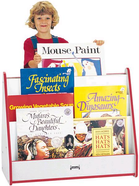 3502jcww-rainbow-accents-big-book-pick-a-book-stand-wo-casters
