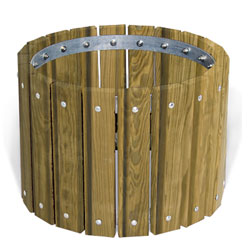 rd2418-pt-pressure-treated-round-outdoor-planter
