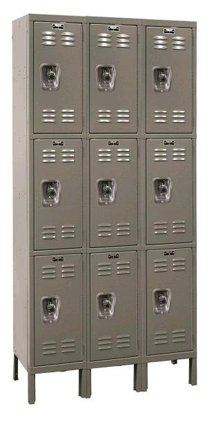 urb3288-3a-readybuilt-triple-tier-3-wide-lockers-w-locks-12-w-x-18-d-x-24-h