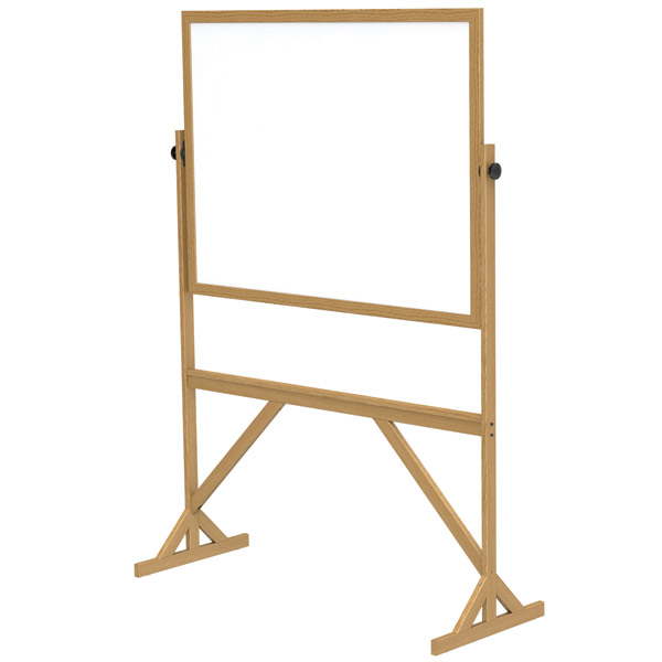 rmm34-3x4-wood-frame-doublesided-markerboard