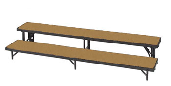 rsrp2h-96lx35dx16h-2level-straight-choral-riser-hardboard-surface-wblack-metal-capacity-121