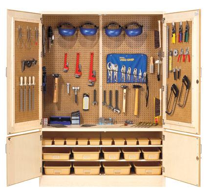tc-10wt-woodworking-tool-storage-cabinet-w-tools-60-w