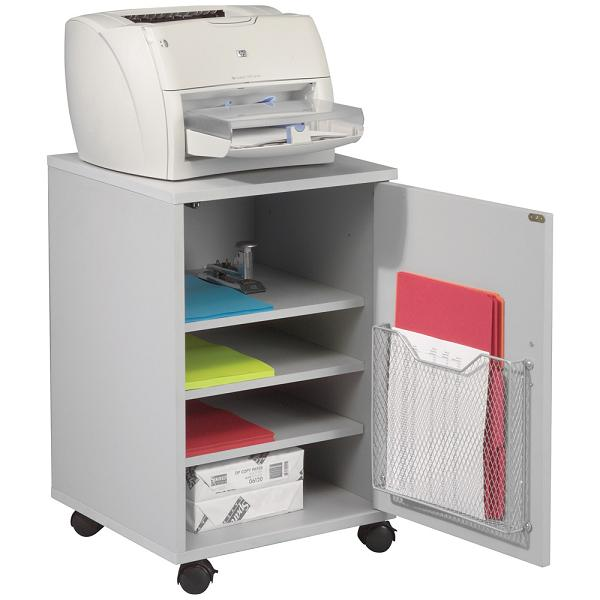 balt single laser printer stand or fax machine stand 27502
