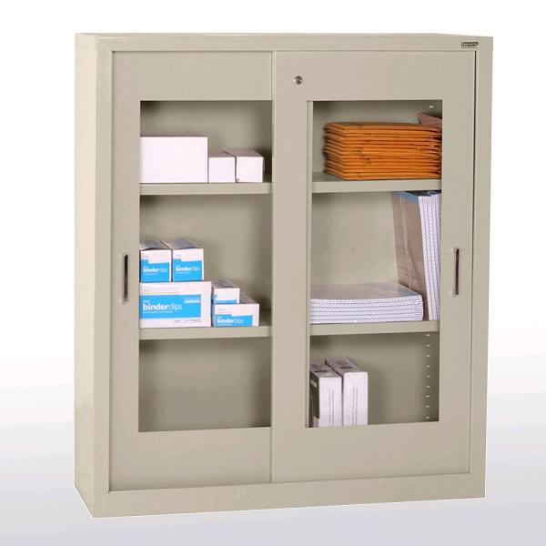 bv2s361842-clear-view-counter-height-sliding-door-storage-cabinet-36-w-x-18-d-x-42-h