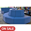 Sonik Modular Soft Seating by Marco Group