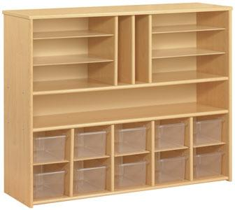 3041a-eco-multisection-spacesaver-cubby-unit-w-trays