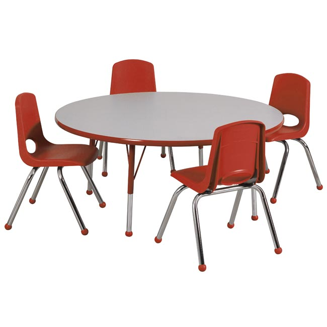 All Round Activity Table Chair Package By Ecr4kids Options