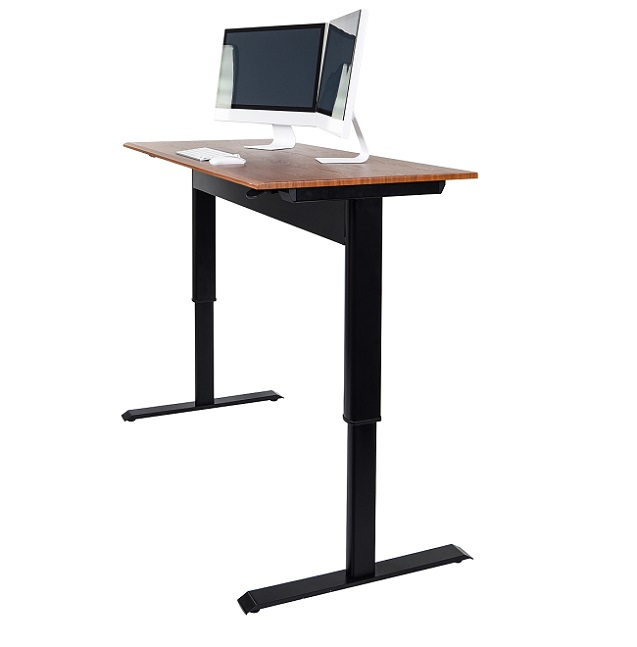 pneumatic-adjustable-height-standing-desk-by-luxor
