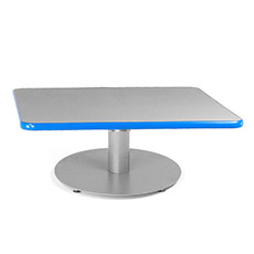 square-coffee-tables-w-circular-bases-by-smith-system
