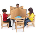 Click here for more Study Carrels by Worthington