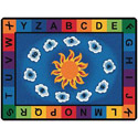 Sunny Day Learn & Play by Carpets for Kids