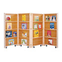 Click here for more Mobile Library Bookcase by Jonti-Craft by Worthington