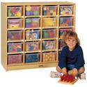 20 Tray Mobile Storage by Jonti-Craft