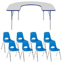 Click here for more Shape Activity Table & Chair Packages by FDP by Worthington