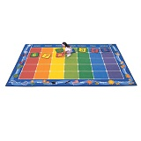 Click here for more Calendar Rug by Carpets for Kids by Worthington