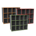 Click here for more 12-Cubbie Storage by Marco Group by Worthington