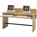 Click here for more LabMate Computer Tables with Keyboard by Achieva by Worthington