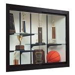 Click here for more Recessed Series Wall Cases by Waddell by Worthington