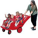 "4 Seat ""Bye-Bye"" Buggy by Angeles"