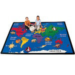 Click here for more World Explorer Carpet by Carpets for Kids by Worthington
