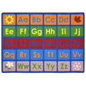 Click here for more Any Day Alphabet by Joy Carpets by Worthington