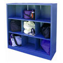 Click here for more Metal Cubby Cabinet by Sandusky Lee by Worthington