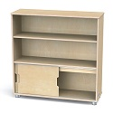Click here for more TrueModern Bookcases by Jonti-Craft by Worthington