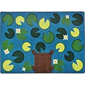 Playful Pond Carpet by Joy Carpets