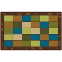 Click here for more Nature's Colors Seating Rug by Carpets for Kids by Worthington