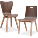 Click here for more All Wood Guest Chairs by OfficeSource by Worthington
