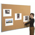 Valu-Tak Cork Bulletin Board by Best-Rite
