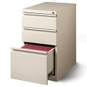Mobile Pedestal Files by NDI Office Furniture