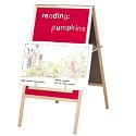 Click here for more Magnetic Flannel Easel by Best-Rite by Worthington