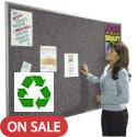 Rubber-Tak Bulletin Board w/ Standard Trim by Best-Rite