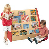 Click here for more 2000 Series Single-Sided Book Stand by Tot-Mate by Worthington