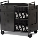 Click here for more Micro Computer Netbook Storage Cart by Bretford by Worthington